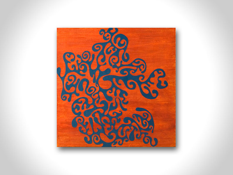 Marie Tomeoki - Art For Sale - Blue Orange IMG
