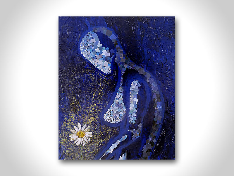 Marie Tomeoki - Art For Sale - Daisy IMG