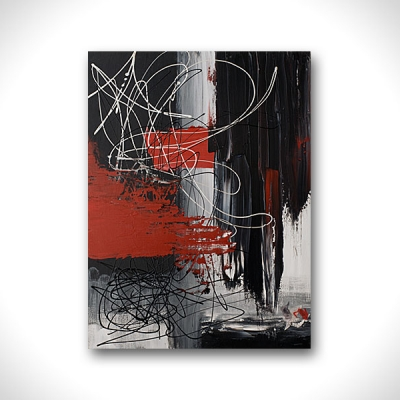 Marie Tomeoki - Art For Sale - Enigmatic Surge IMG