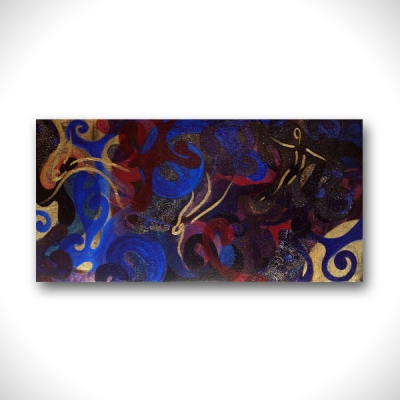 Marie Tomeoki - Art For Sale - Move Through Space IMG