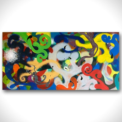 Marie Tomeoki - Art For Sale - Indecision IMG