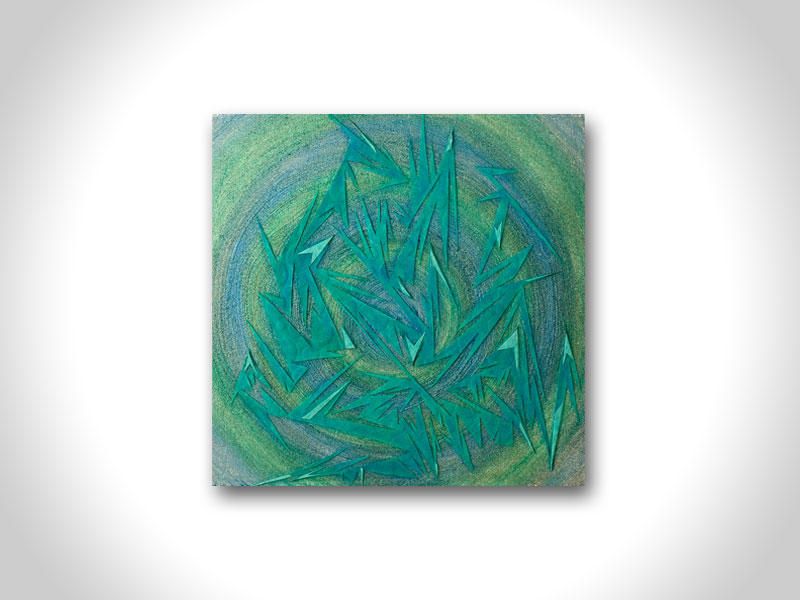 Marie Tomeoki - Art For Sale - Shards IMG