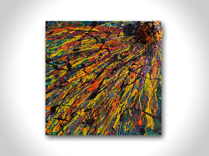 Marie Tomeoki - Art For Sale - Loudness IMG
